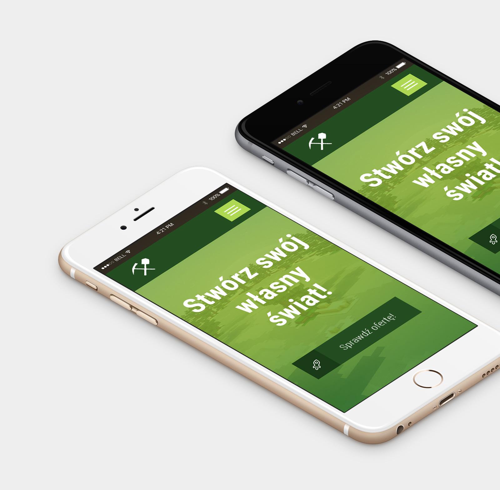 2projekt-strona-mobilna-crafserve